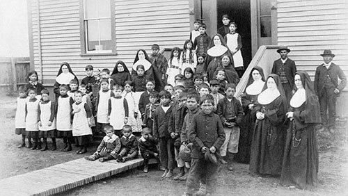 """2nd line of O Canada should read """"Our home on native land"""""""