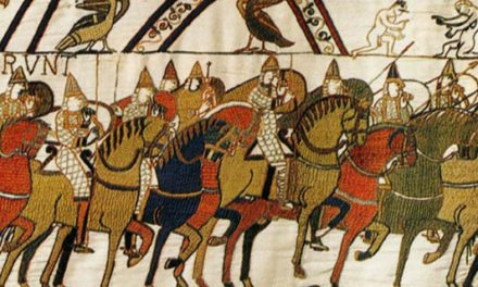 Politics, propaganda and the Bayeux Tapestry