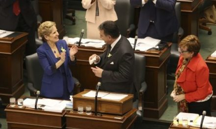 Premier Wynne and her Ontario government must go