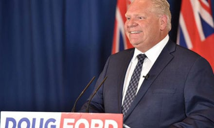 Doug Ford's abuse of power for petty personal gain