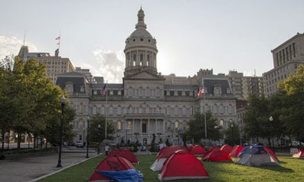 Tent cities aren't the problem, just a symptom