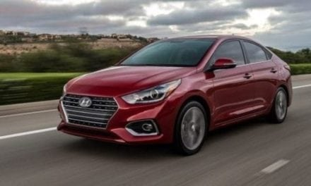 Hyundai Accent sedan punches above its weight