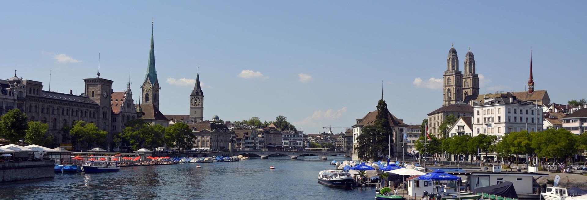 Romance is in the (alpine) air in Zurich