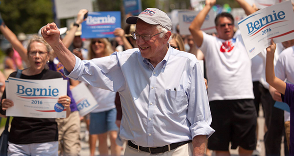 Three things business leaders can learn from Bernie Sanders