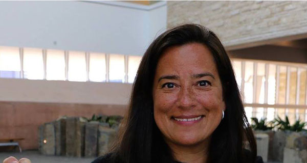 Jody Wilson-Raybould's deeply Canadian courage