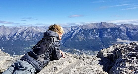 A perfect Canmore Alberta autumn weekend distilled into two days