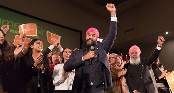 Singh's NDP is not my father's NDP