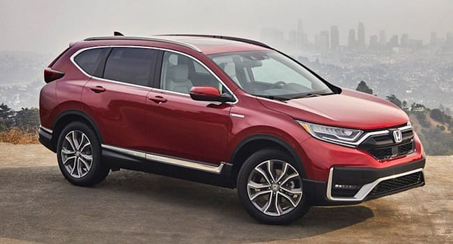 Honda's 2020 CR-V maintains strong tradition