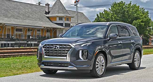 Hyundai Palisade makes no wrong turns