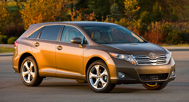 Toyota Venza stands the test of time