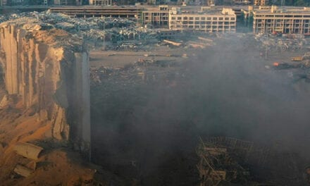 Finding ways to help victims of Beirut blast
