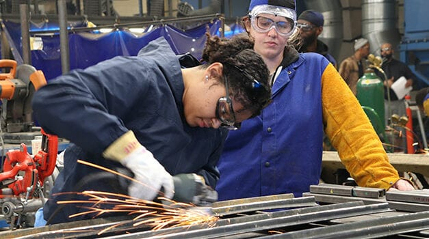 Women still facing barriers to careers in skilled trades