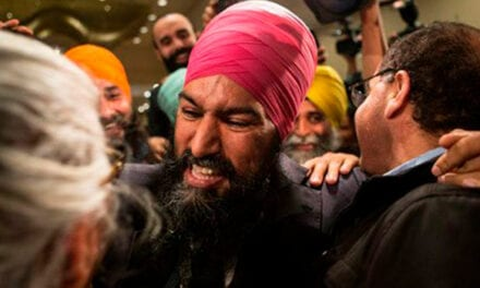 NDP fortunes on the wane in federal politics