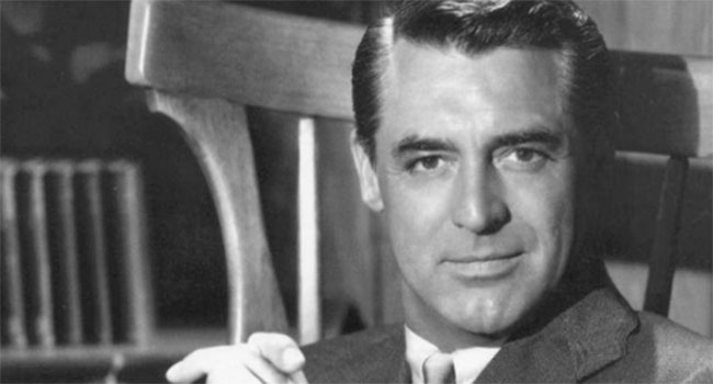 Cary Grant was a complicated, brilliant creation