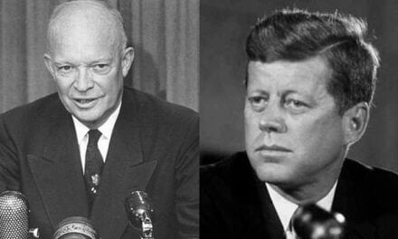 Eisenhower diplomacy versus Kennedy aggression